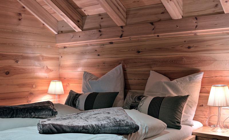 Das CHALET4YOU in der Steiermark bietet exklusive Komfortzimmer für Ihren Urlaub in den Bergen