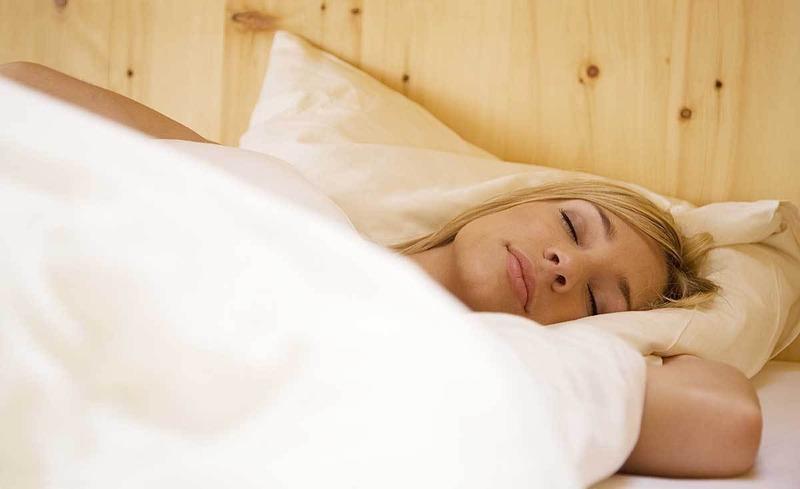 Ruhe und Entspannung in den Zimmern des Almhotels