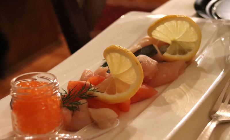 Kulinarische Gourmetküche im Alpen Sport Resort Rote Wand