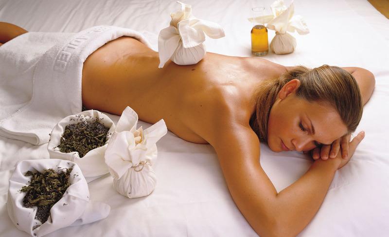 Massagegenuss im ADLER Balance Spa & Health in Südtirol