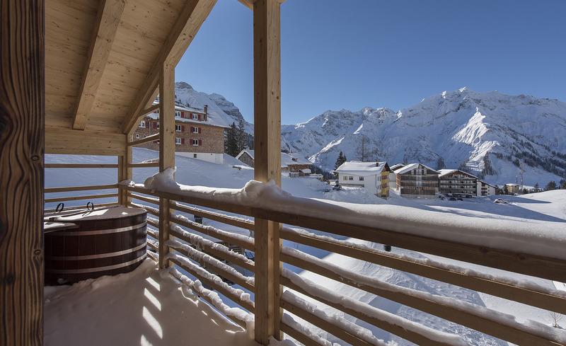 Aadla Walser - Alpine Chalets der Luxusklasse am Arlberg in Vorarlberg