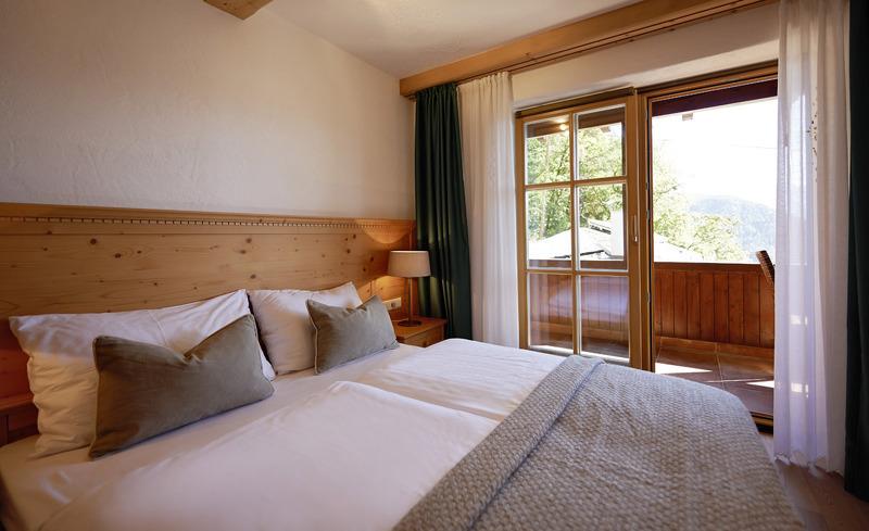 Verträumte Nächte im urigen Chalet Grumer in Südtirol