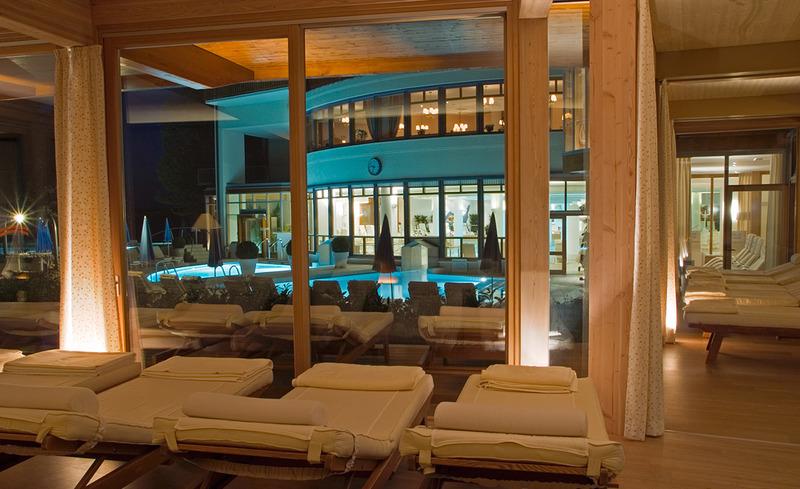 Ruheraum im Wellnessbereich- © Hotel & Spa Der Steirerhof Bad Waltersdorf