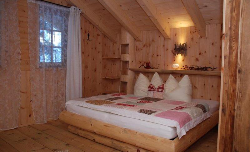 Entspannung und Ruhe pur in den Schlafzimmern des Haus Moll in Tirol
