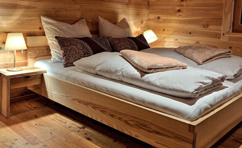 Modern und traditionell eingerichtet bietet das CHALET4YOU den Gästen viel Komfort zum Wohlfühlen