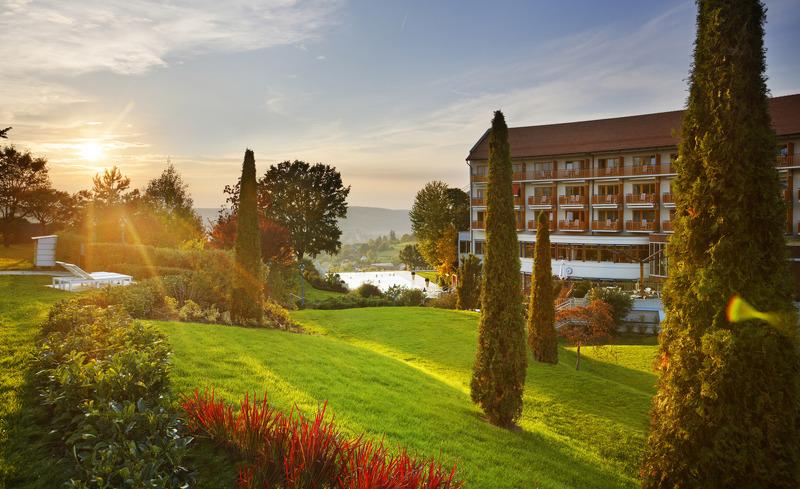 Steirische Herbststimmung im Hotel der Steirerhof- © Hotel & Spa Der Steirerhof Bad Waltersdorf