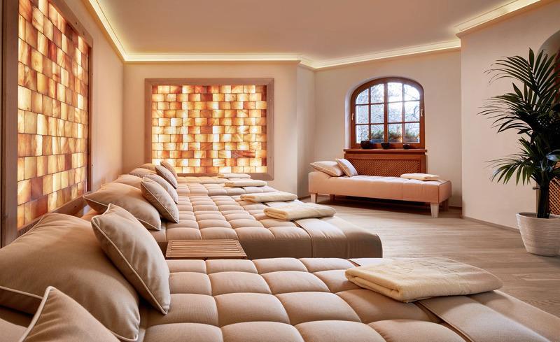 Der Tennerhof besticht durch sein hochwertiges und exklusives Interieur
