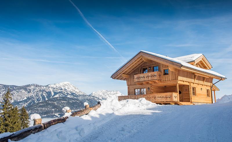 Ski-Touren & Schneeschuh wandern - Chalet-Urlaub im Winter