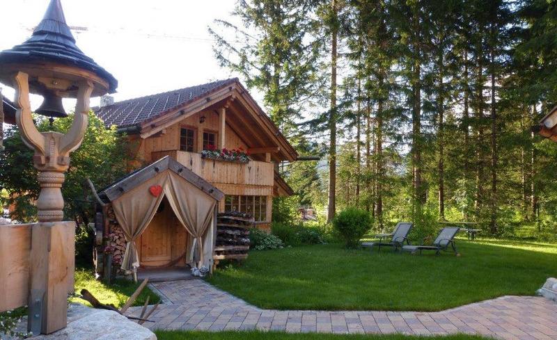 Sommerurlaub in den idyllischen Almhütten Moll in traumhafter Lage