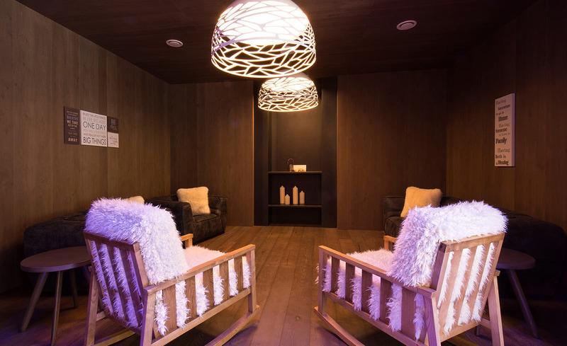 Einen Platz zum Verweilen bietet das Hotel Verwall in Tirol