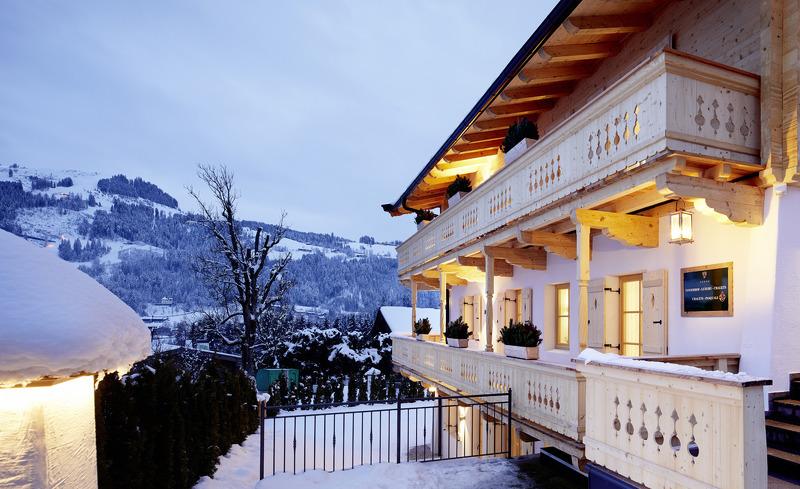 Familien-Skiurlaub in den Tennerhof Luxury Chalets