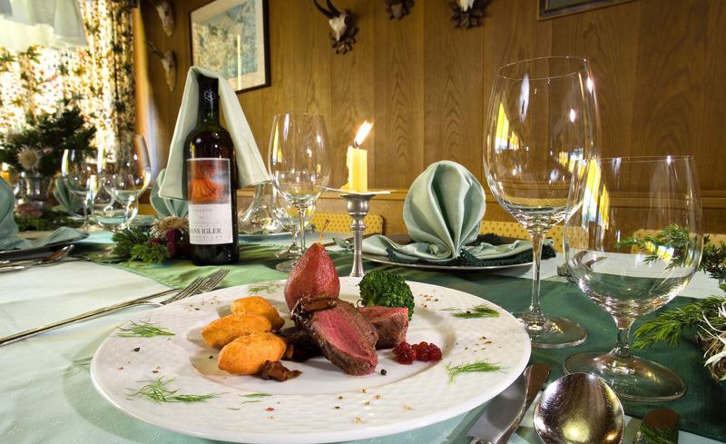 Genuss pur im Hotel Achentalerhof- Achenkirch in Tirol
