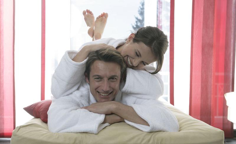 Zeit zu zweit genießen Sie im romantischen Wellnesshotel Almesberger