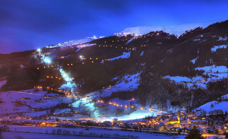 Winterwonderland im Salzburger Pinzgau