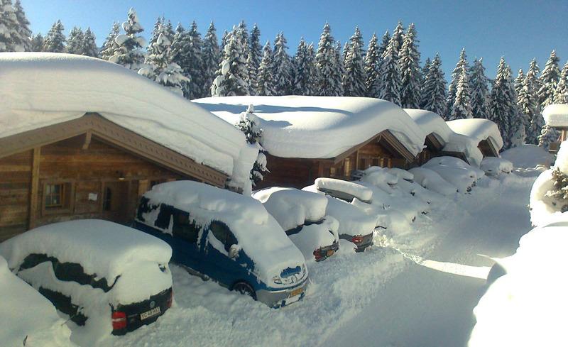 Wintergenuss inmitten der Zillertal Arena