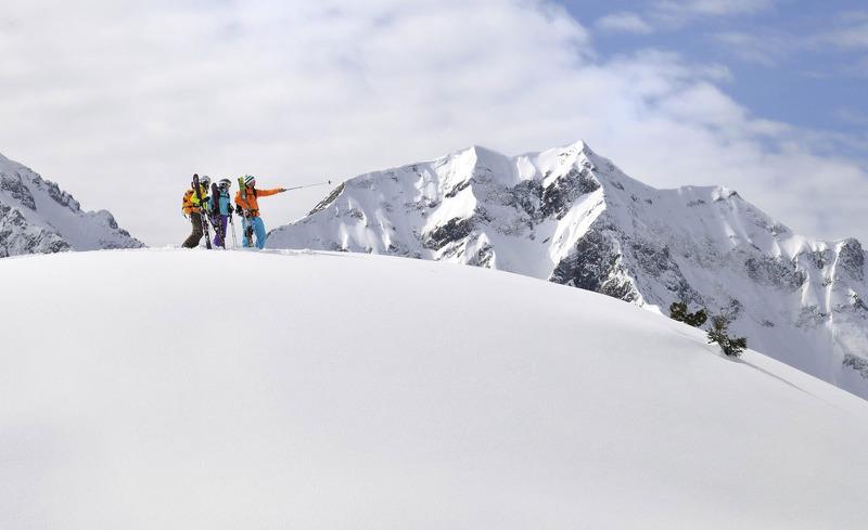 Verbringen Sie Ihren Familienurlaub im Winter in einem der exklusiven Aadla Walser Chalets am Arlberg