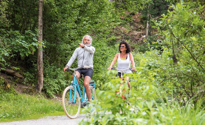 romantik-bikeurlaub