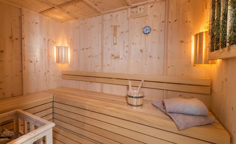 Bio-Heu-Sauna - Private Wellness Prenner Alm Steiermark