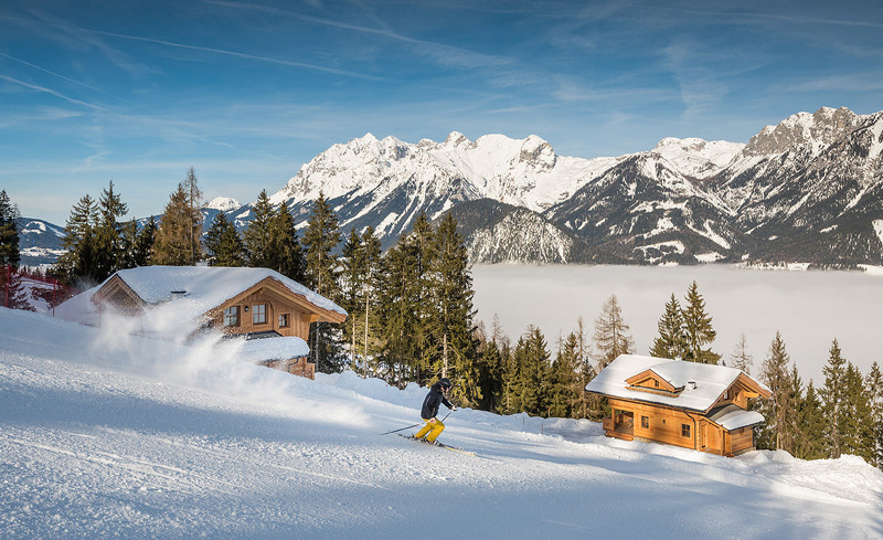 Ski in - Ski out - Skiurlaub Prenner Alm Schladming