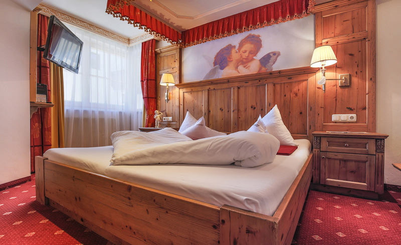 Engerl Suite für romantische Urlaubsmomente