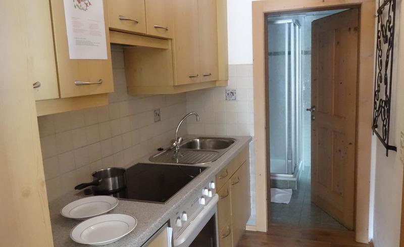 Die voll ausgestatteten Küchen der A'stn Hütten laden zum enstpannten Kochen ein