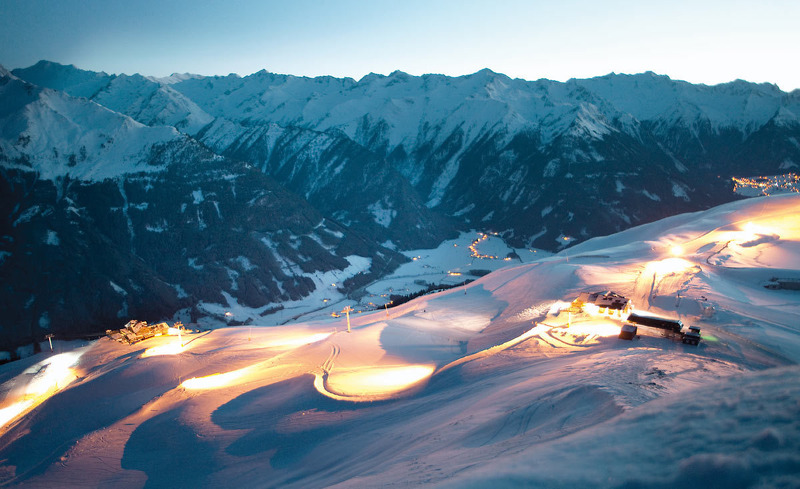Winterurlaub in der Region Nationalpark Hohe Tauern- Chalets Samaragdjuwel