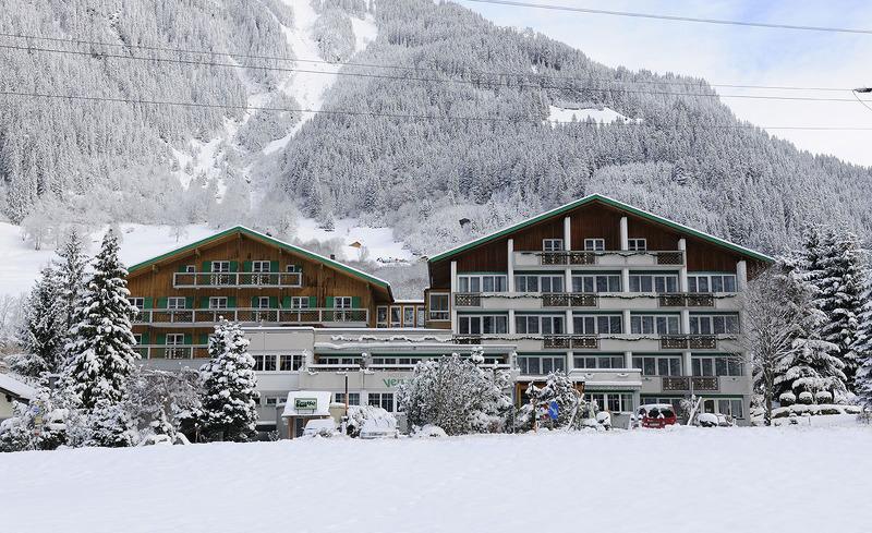 Hotel Verwall in Ischgl- Winterurlaub mit der Familie in Tirol