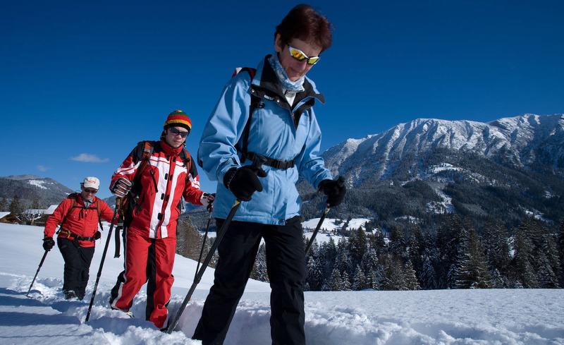 Langlaugen, Skifahren, Wandern- Aktivurlaub in Achenkirch in Tirol