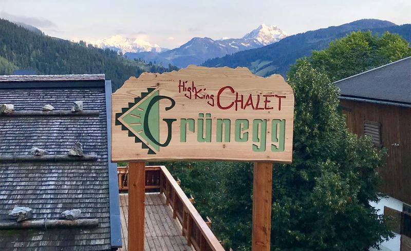 Sommerurlaub Deluxe genießen im exklusiven Highking Chalet Grünegg