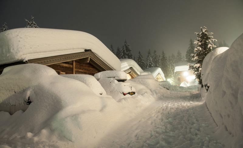 Winterurlaub in den Ast'n Hütten im Salzburger Land