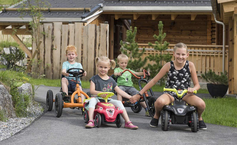 Familienurlaub in Vorarlberg - Aadla Walser Chalets am Arlberg