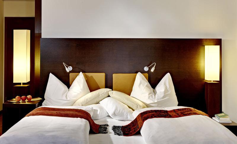 Komfort und Luxus in den Zimmern des Design Hotels in Hinterglemm