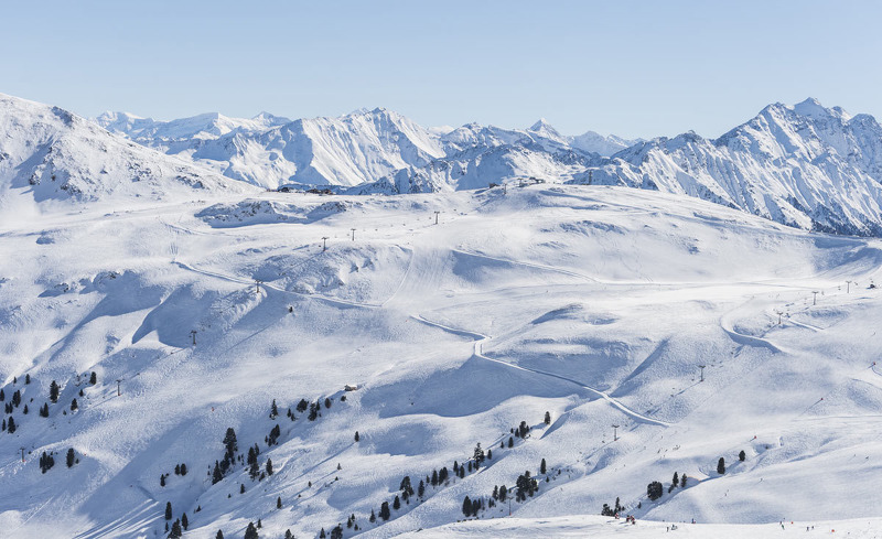 Panorama Wildkogel Arena- Ihr Winterurlaub in Bramberg, Salzburg