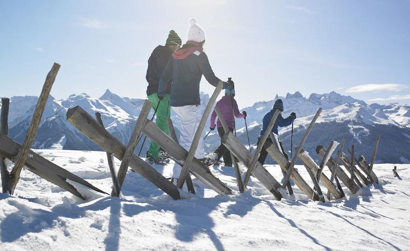 Winterauszeit mit der Familie- das Hotel Verwall bietet den idealen Ort für Abenteuer und Erholung