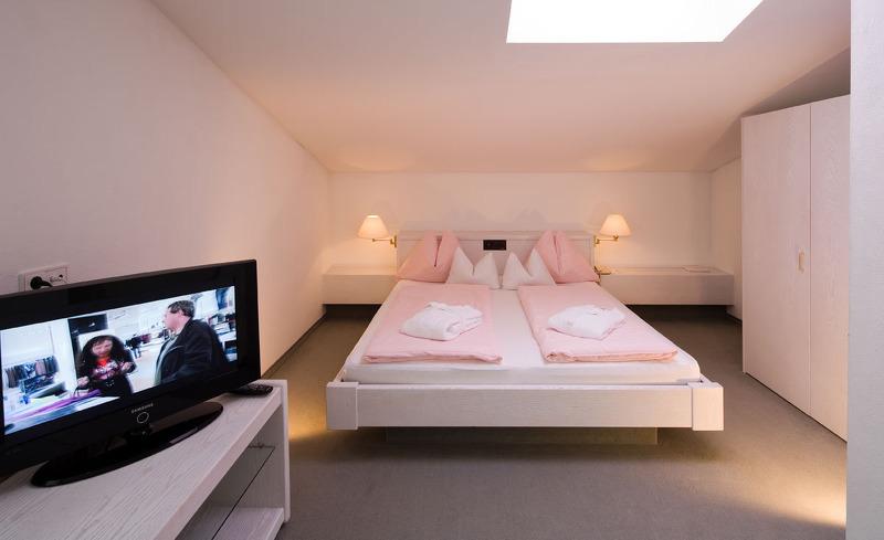 Buchen Sie ein Zimmer für die ganze Familie- Hotel Achentalerhof