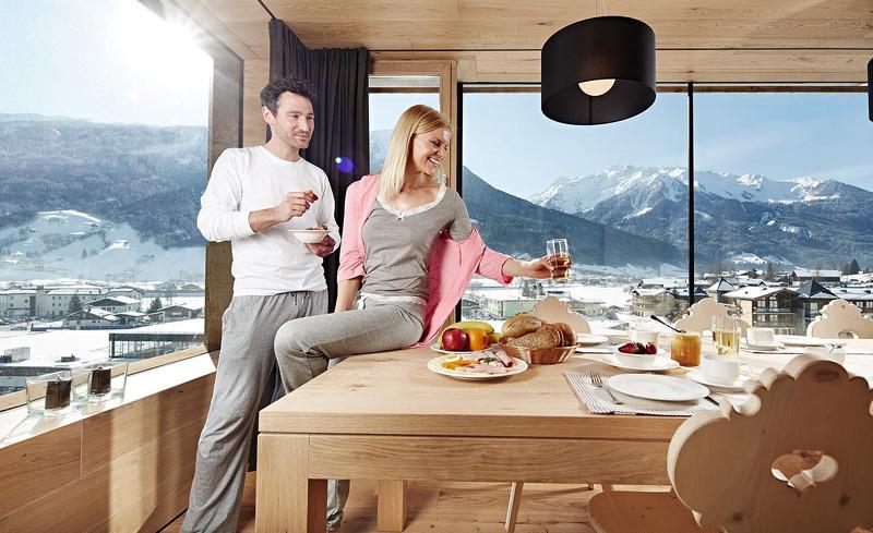 Die perfekte Urlaubslocation in den Bergen- Smaragdresort in Bramberg am Wildkogel