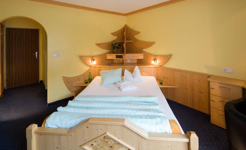 Es erwarten Sie komfortable Zimmer im Hotel Achentalerhof- Achenkirch, Tirol