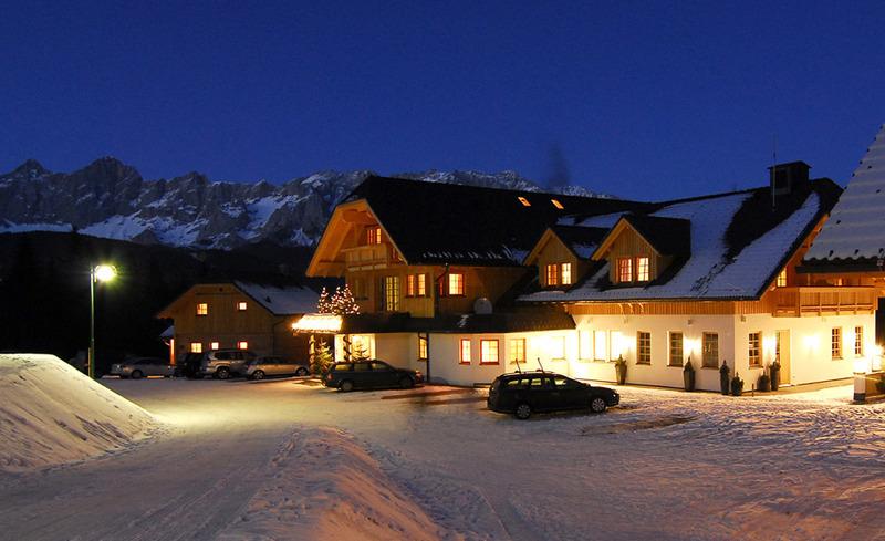 Winterurlaub in der Steiermark - Almhotel Edelweiss