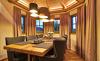 Elegante und stilvolle Einrichtung im Luxus-Chalet Rossererwirt