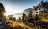Atemberaubende Umgebung für den perfekten Wanderurlaub in den Dolomiten