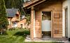Ihre ganz private Sauna im Chalet