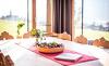 Die verglasten Wohnräume bieten einen einzigartigen Ausblick- Smaragdresort Salzburg