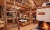 Hochwertige Einrichtung und exklusive Ausstattung im Holzdesign - Das Highking Chalet Grünegg bietet optimalen Komfort