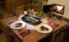 Lassen Sie sich köstliche Hüttengerichte direkt in Ihr Chalet servieren- Genussurlaub Salzburg