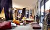 Ruheraum im Wellnessbereichs des Time Design Hotels