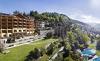 Außenansicht des traumhaften ADLER Resort in Ortisei