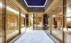 Die außergewöhnliche Architektur macht das Smaragd Resort so außergewöhnlich