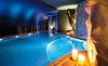 Einzigartiger Wellnessbereich des ADLER Spa & Health Resort in Südtirol