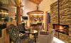Chalet Rossererwirt- Ihr privates Chalet verfügt über exklusive Designermöbel