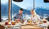 Genießen Sie Ihr Frühstück mit Panoramablick im Smaragdjuwel in Salzburg